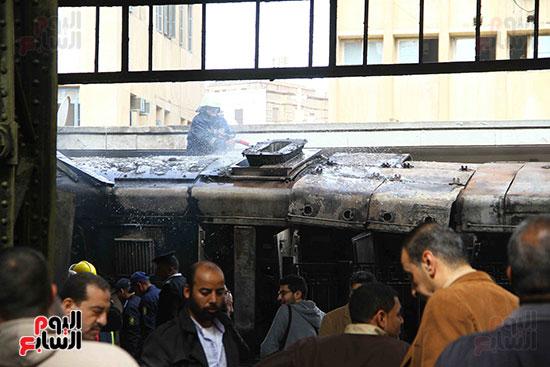 بالصور القصة الكاملة لأسباب حادث حريق محطة مصر 57629-حريق-مح�