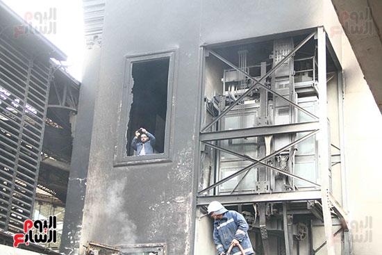 بالصور القصة الكاملة لأسباب حادث حريق محطة مصر 58011-حريق-مح�