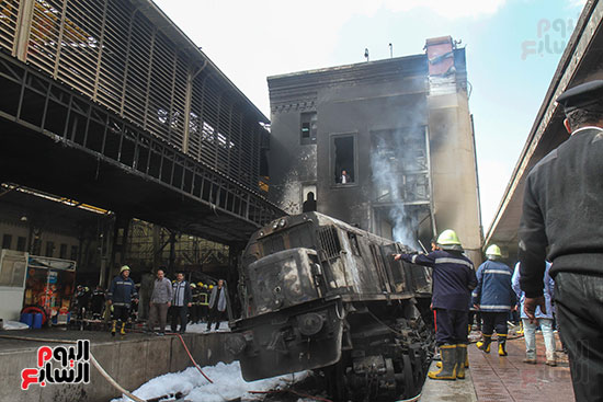 بالصور القصة الكاملة لأسباب حادث حريق محطة مصر 62782-حريق-مح�