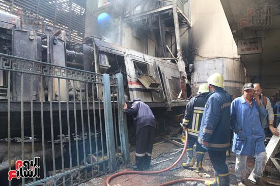 بالصور القصة الكاملة لأسباب حادث حريق محطة مصر 64175-حريق-مح�