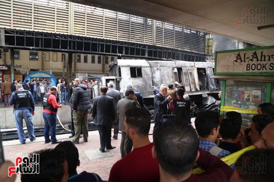بالصور القصة الكاملة لأسباب حادث حريق محطة مصر 66062-حريق-مح�