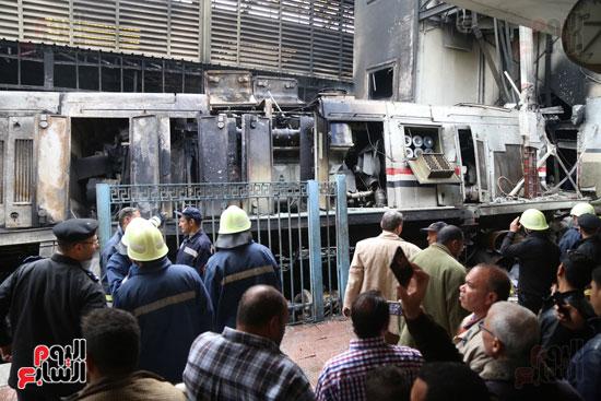 بالصور القصة الكاملة لأسباب حادث حريق محطة مصر 72216-حريق-مح�
