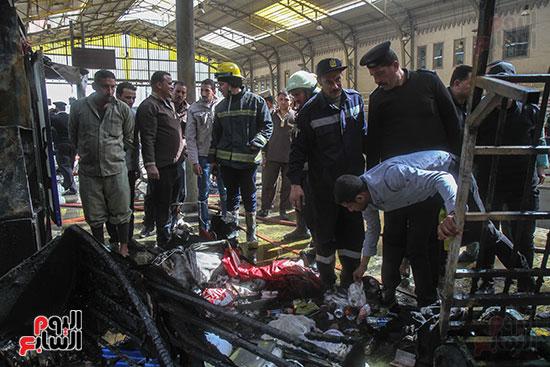 بالصور القصة الكاملة لأسباب حادث حريق محطة مصر 76088-حريق-مح�