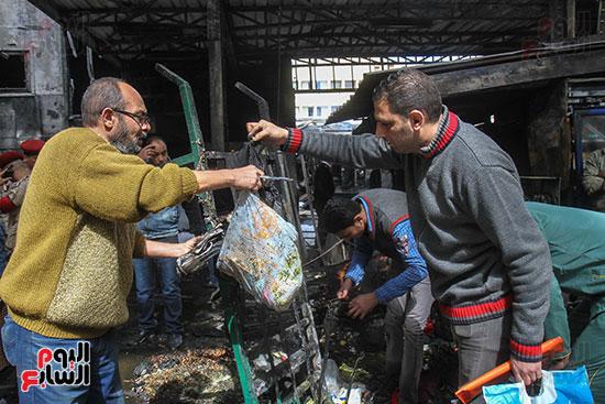بالصور القصة الكاملة لأسباب حادث حريق محطة مصر 78074-حريق-مح�