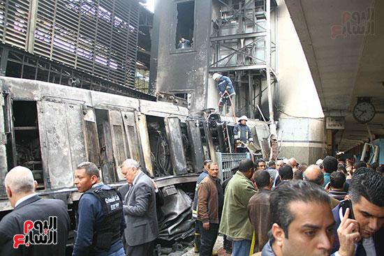 بالصور القصة الكاملة لأسباب حادث حريق محطة مصر 79219-حريق-مح�