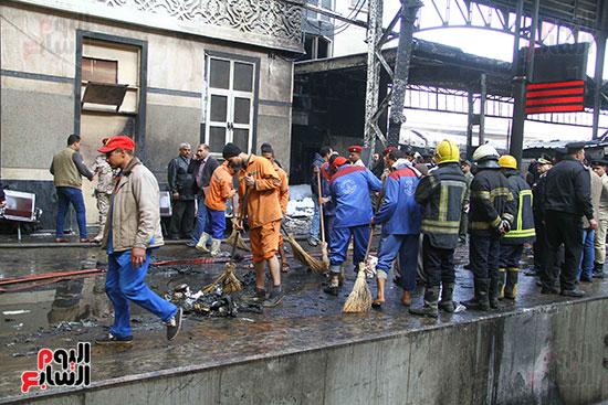 بالصور القصة الكاملة لأسباب حادث حريق محطة مصر 86793-حريق-مح�