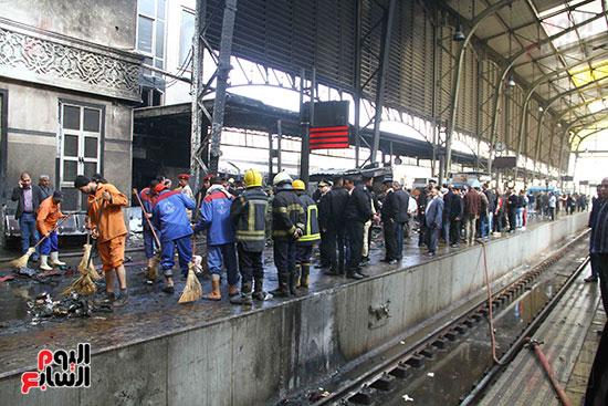 بالصور القصة الكاملة لأسباب حادث حريق محطة مصر 86924-حريق-مح�