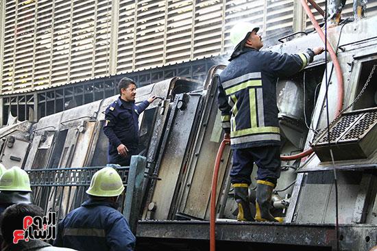 بالصور القصة الكاملة لأسباب حادث حريق محطة مصر 87847-حريق-مح�