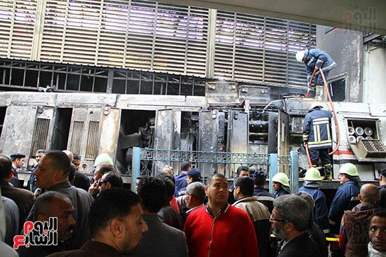 بالصور القصة الكاملة لأسباب حادث حريق محطة مصر 88572-حريق-مح�