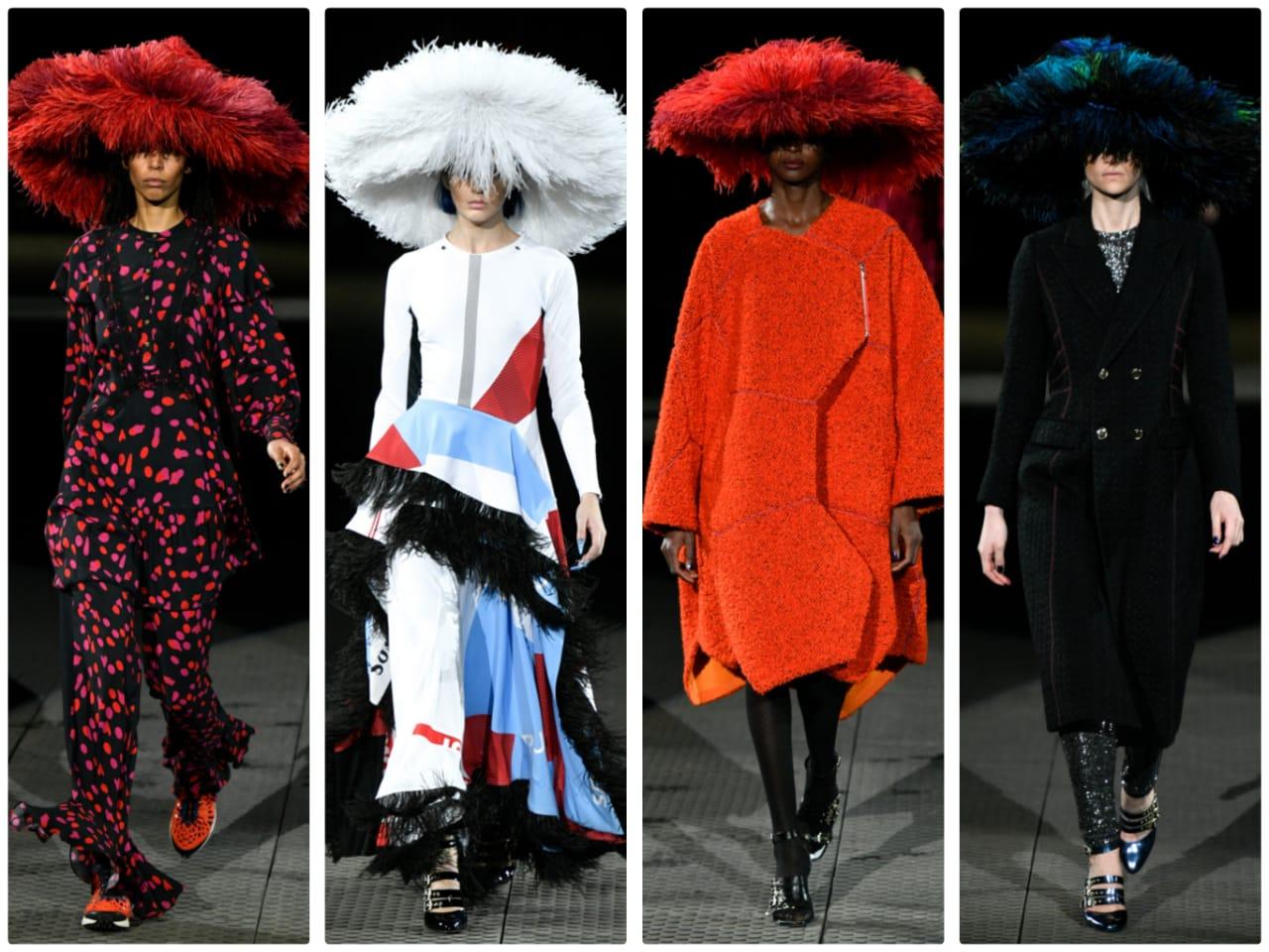 اسبوع الموضة بباريس (1)