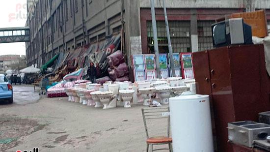 سوق الجمعة بالإسكندرية  (4)
