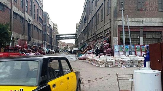 سوق الجمعة بالإسكندرية  (1)