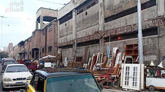 سوق الجمعة بالإسكندرية  (5)