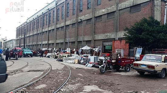 سوق الجمعة بالإسكندرية  (8)