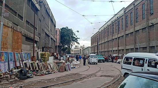 سوق الجمعة بالإسكندرية  (3)