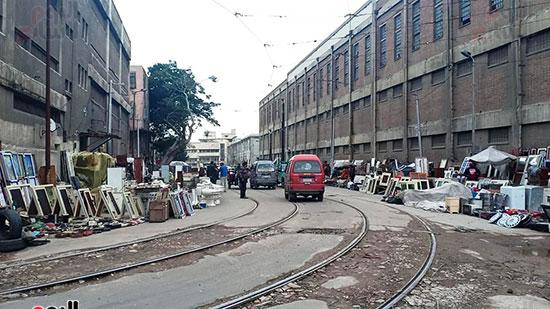 سوق الجمعة بالإسكندرية  (6)