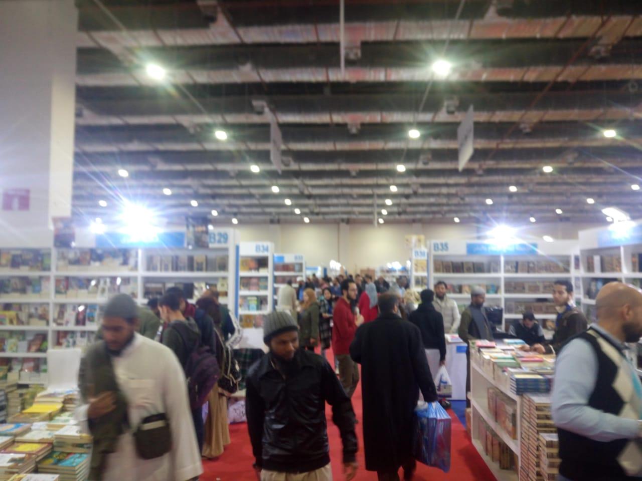 معرض القاهرة للكتاب (3)