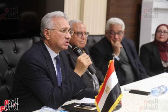 ندوة أجندة مصر فى افريقيا (9)