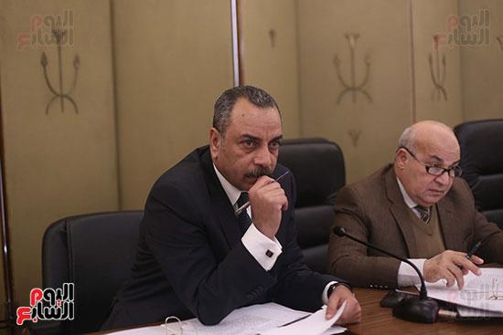 اللجنة  التشريعية والدستورية  (7)