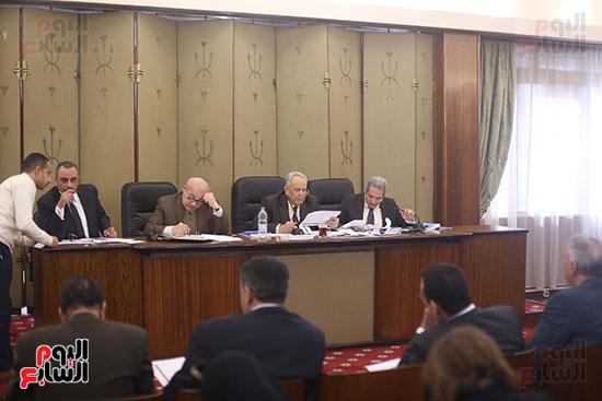 اللجنة  التشريعية والدستورية  (1)