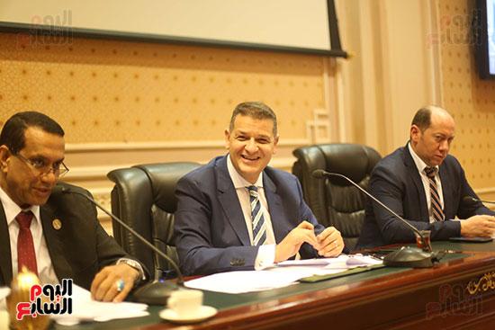 لجنة الشئون الإفريقية بمجلس النواب (4)