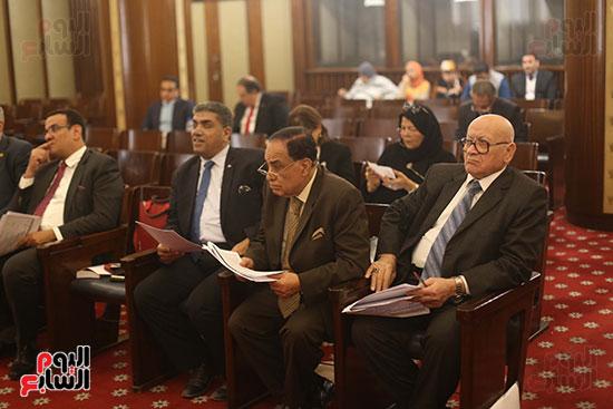 اللجنة  التشريعية والدستورية  (3)