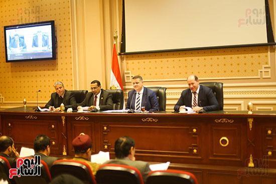 لجنة الشئون الإفريقية بمجلس النواب (6)
