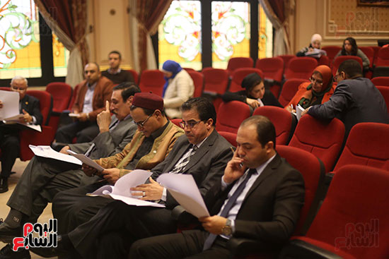 لجنة الشئون الإفريقية بمجلس النواب (2)