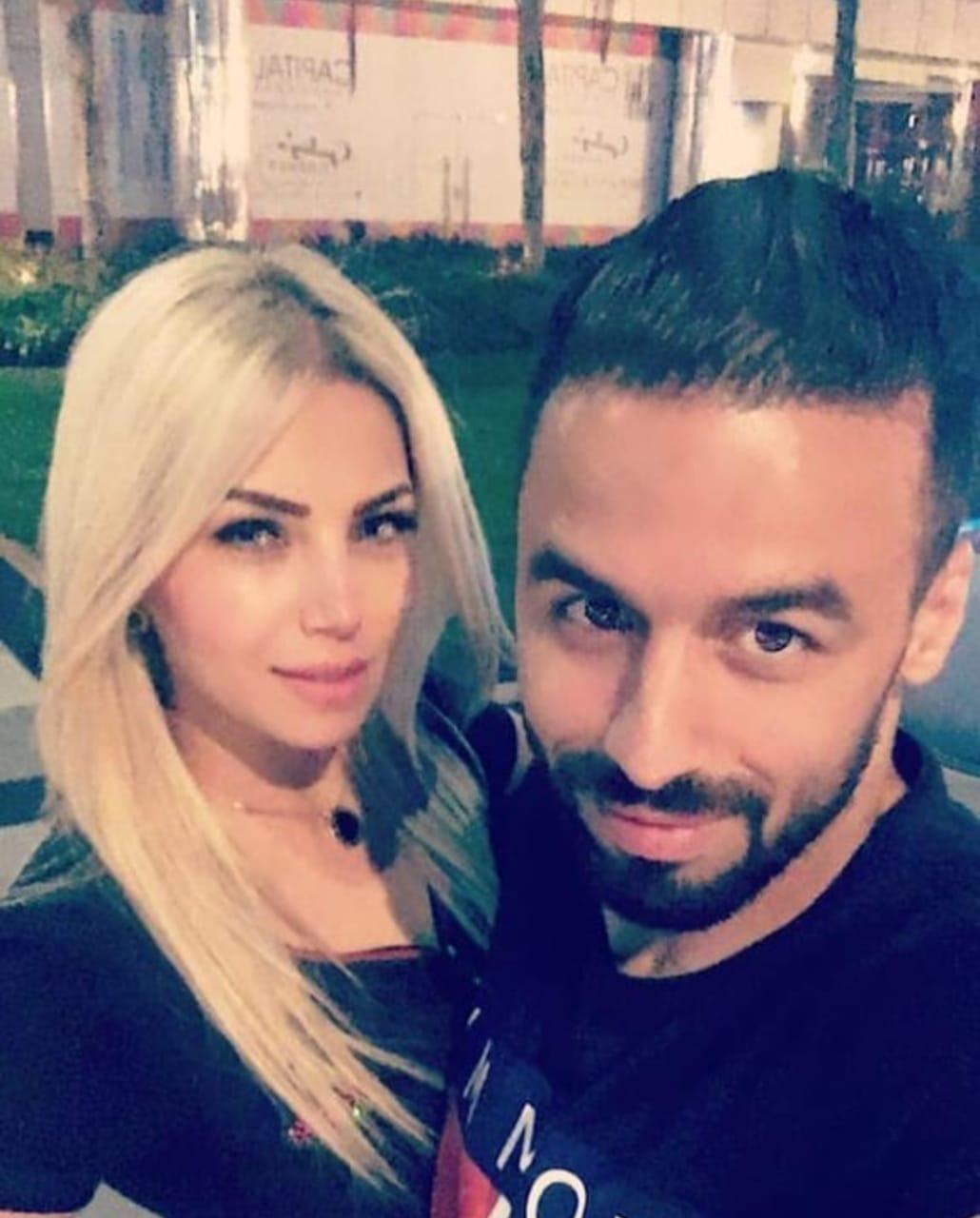 أحمد شديد قناوى و زوجته