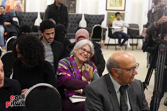 معرض القاهرة للكتاب يحتفى بالخال عبد الرحمن الأبنودى (9)