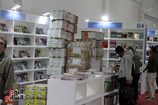 الناشرون يستعدون لمغادرة معرض القاهرة  (3)