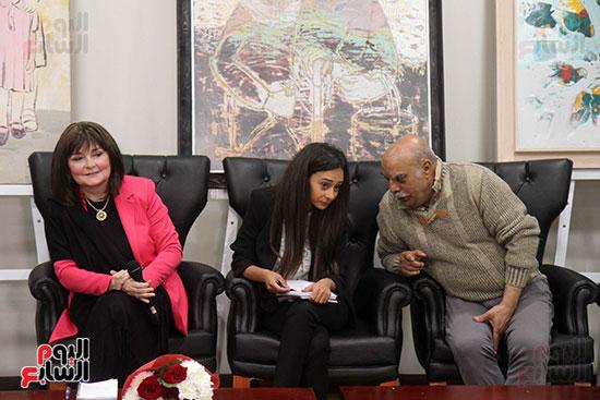 معرض القاهرة للكتاب يحتفى بالخال عبد الرحمن الأبنودى (11)