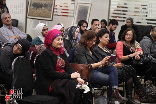 معرض القاهرة للكتاب يحتفى بالخال عبد الرحمن الأبنودى (10)
