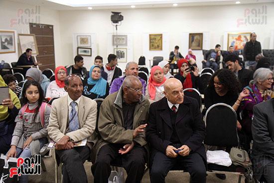 معرض القاهرة للكتاب يحتفى بالخال عبد الرحمن الأبنودى (8)