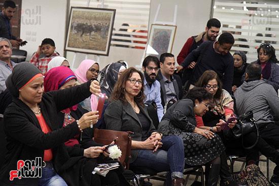 معرض القاهرة للكتاب يحتفى بالخال عبد الرحمن الأبنودى (7)