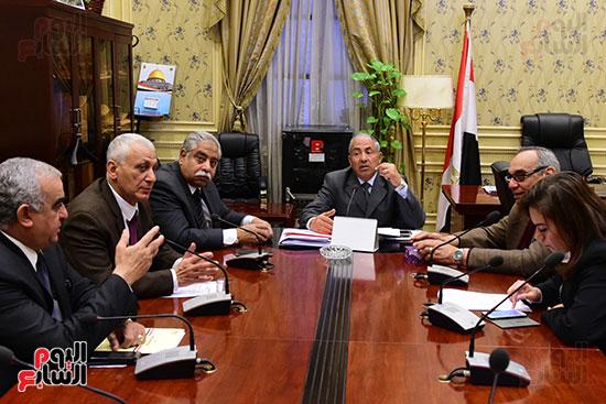 لجنة الدفاع والأمن القومي بمجلس النواب (2)