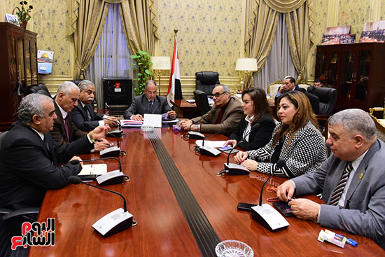 لجنة الدفاع والأمن القومي بمجلس النواب (5)