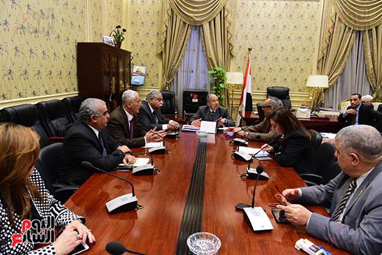 لجنة الدفاع والأمن القومي بمجلس النواب (1)