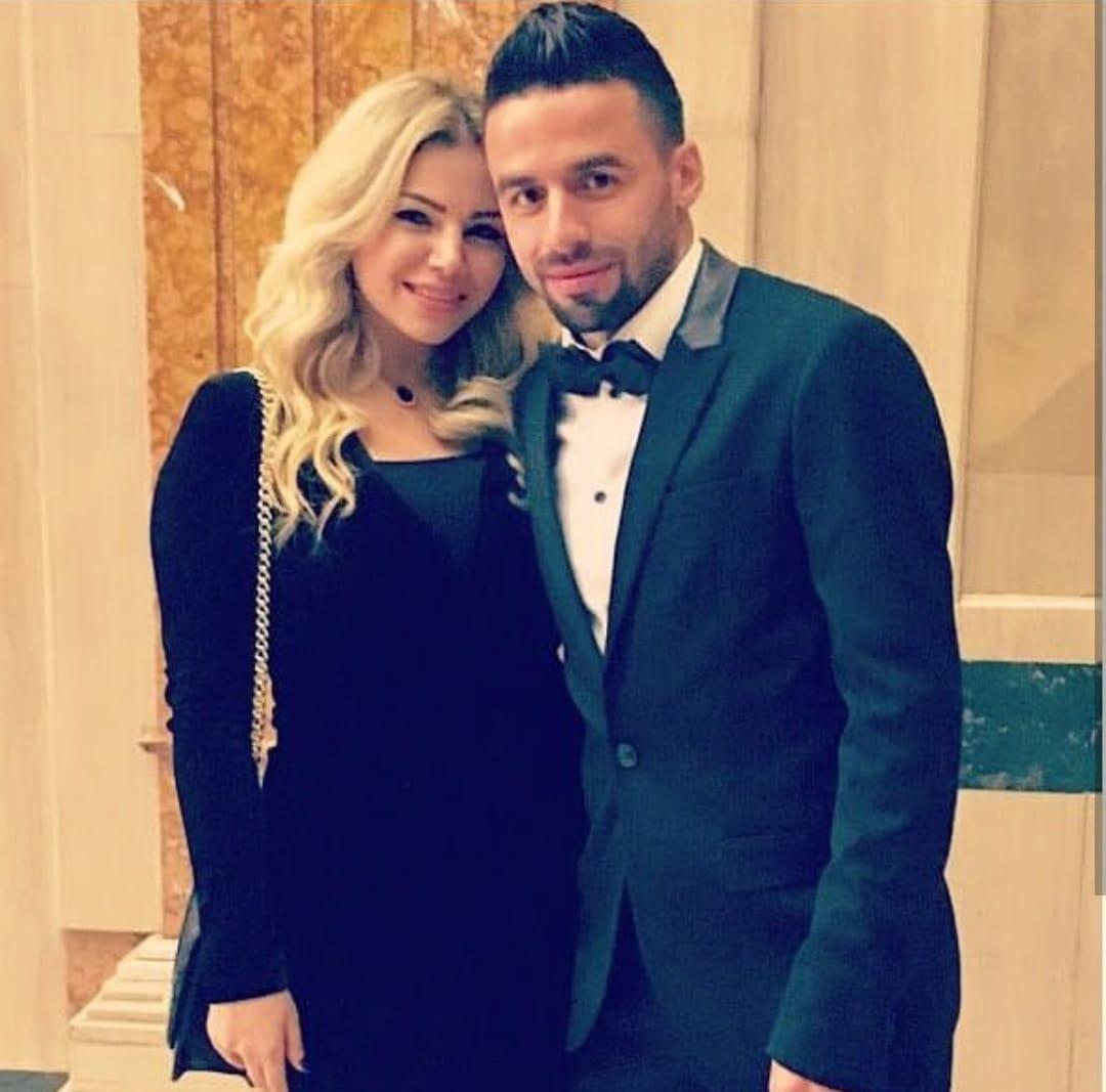 أحمد شديد قناوى وزوجته