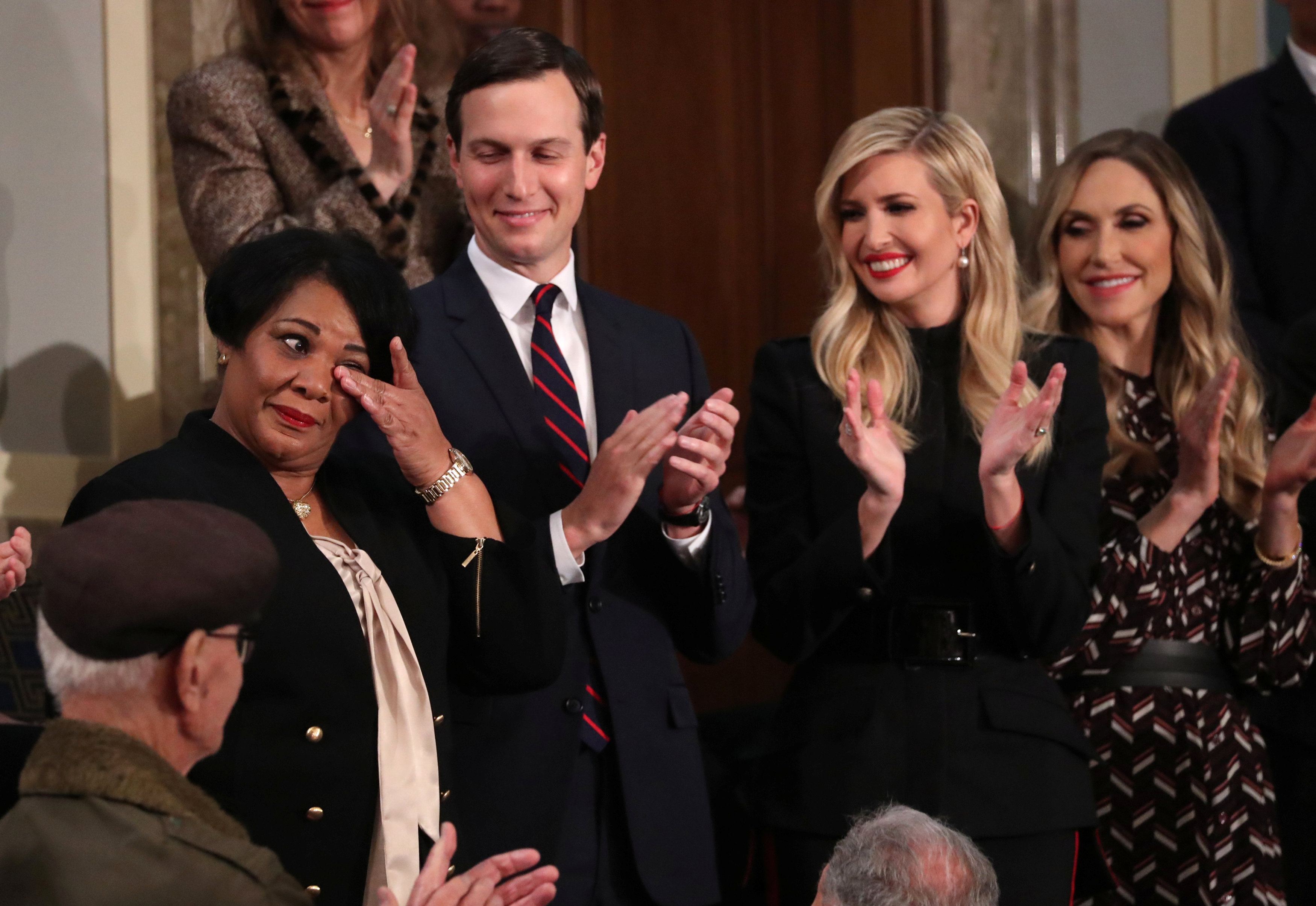 عائلة الرئيس الأمريكى