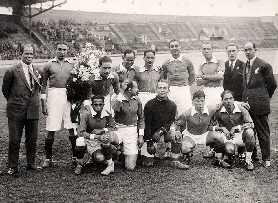 منتخب مصر 1928