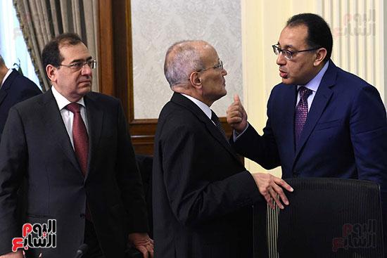 اجتماع مجلس الوزراء الأسبوعى (4)