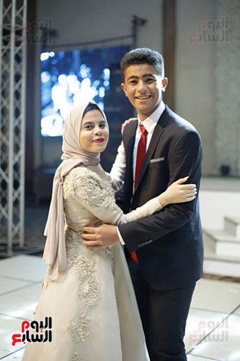 حفل زفاف الزميل عرفة الضبع (40)