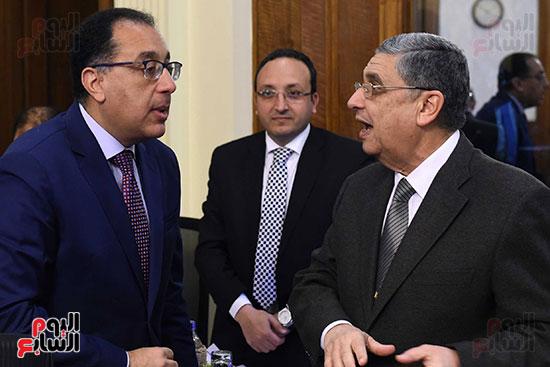 اجتماع مجلس الوزراء الأسبوعى (2)
