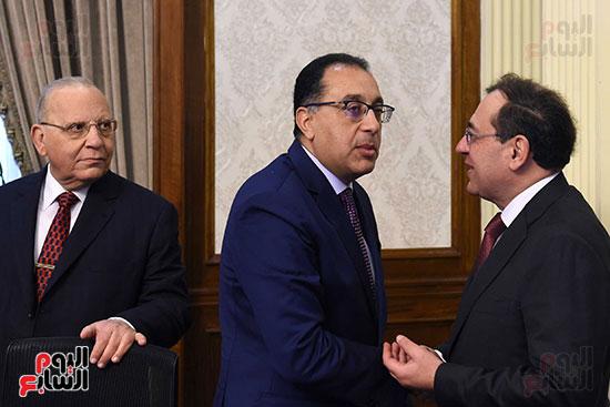 اجتماع مجلس الوزراء الأسبوعى (1)