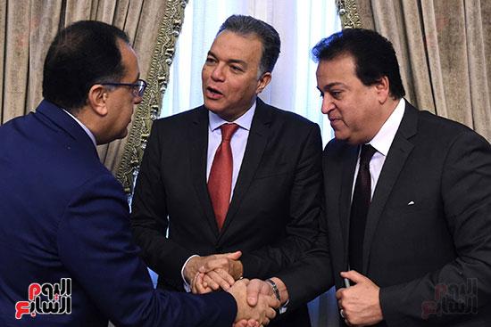 اجتماع مجلس الوزراء الأسبوعى (24)