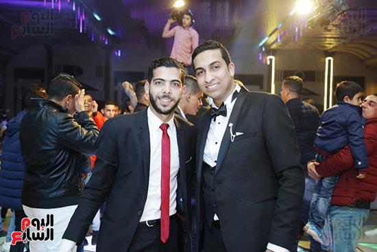 حفل زفاف الزميل عرفة الضبع (1)