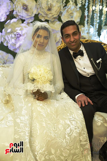 حفل زفاف الزميل عرفة الضبع (9)