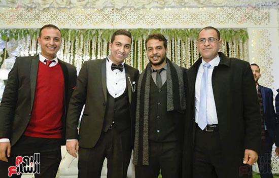 حفل زفاف الزميل عرفة الضبع (4)