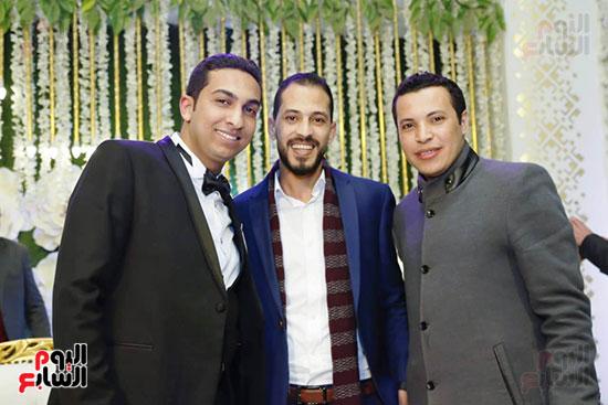 حفل زفاف الزميل عرفة الضبع (7)